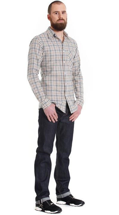 Herren Jeans Deutschland, Selvedge Raw Denim