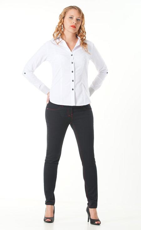 Petit Jeans - Schwarze Skinny Jeans