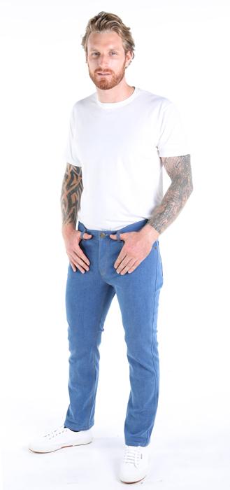 Jeans für Athleten